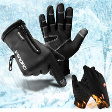 Winter Outdoor Cycling Snow Ski Sport Warm Gloves Touch Screen Mittens Men Women