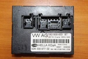 Steuergerät Komfortsteuergerät VW Touran 2.0 TDI 1T 1K0959433BT #3185