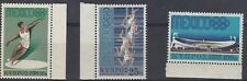Cyprus 1968 SG324-326 Olympic Games Mexico MNH