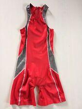 2XU Triathlon Einteiler Super Elite Endurance Trisuit Rot Damen XS - UVP 239,95