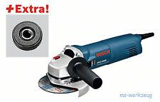 Bosch GWS 22-230 JH + GWS 850 C + Zusatzhandgriff + Schutzhaube, im Karton