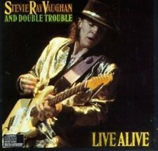 STEVIE RAY VAUGHAN AND DOUBLE TROUBLE-LIVE-JAPAN CD Ltd/Ed