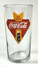 Vintage Anchor Hocking Coca Cola Reproduction Glass