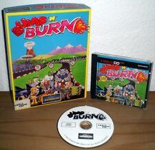 Bump 'n' Burn Amiga CD32 Bigbox
