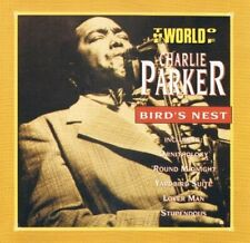 Charlie Parker Bird's nest-The world of (compilation, 1992, NL)  [CD]