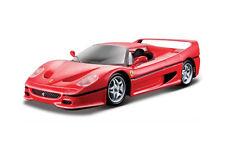 Ferrari F50 rot 1 24 Bburago