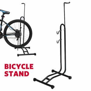 Waterproof Bike Cover Bike Stand Bicycle Support Holder  Floor Parking