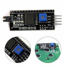 IIC/I2C/TWI/SPI 1602 LCD Display Modules Controller  Universal Arduino Accessory