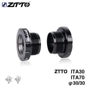 ZTTO ITA30 MTB Road bike External Bearing Bottom Brackets BB for Part BB386 30mm