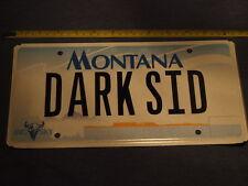 DARK SID side of the Moon Pink Floyd Syd Barrett Sidney USA Montana Big Sky 2000