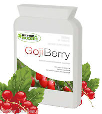 Goji Berry Extract Super Strength 2000mg 90 Tablets Super Fruit Better Bodies