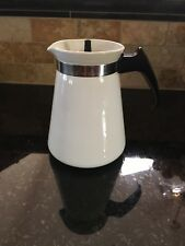 CORNING WARE HEAT PROOF COFFEE POT 4-CUP