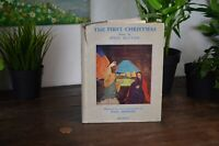 The First Christmas By Enid Blyton 1945 1st Edition Book With Dust Jacket Illust
