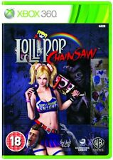 Lollipop Chainsaw Xbox 360 PAL UK **FREE UK POSTAGE!!**