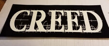 Creed Bumper Sticker Collectible Rare Vintage 1990'S Window Decal