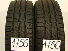 2 x Winterreifen Michelin Agilis Alpin  195/65R16C 104/102R, M+S.7,6mm