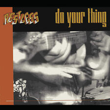 RESTLESS Do Your Thing CD - NEW Digi - Mark Harman Neo Rockabilly - Raucous