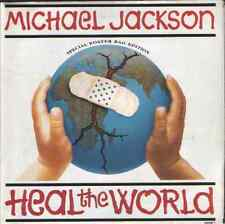 "Michael Jackson-heal the world.7"" poster sleeve"