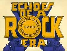 Echoes of a Rock Era 1958-1960 the Middle Years The Monotones Do-LP Foc (B297)