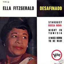 ELLA FITZGERALD Desafinado FR Press EP
