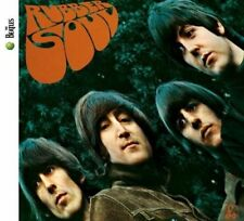 THE BEATLES (RUBBER SOUL CD - REMASTERED DIGIPACK SEALED + FREE POST)