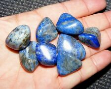 6 x Lapis Lazuli Tumblestones Crystal Gemstone 18mm - 24mm Wholesale Bulk