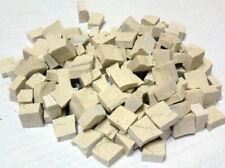 Tessere Marmo Mosaico! BIANCONE Bianco-Beje Mosaic Tiles! N 14 cm1x1