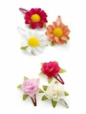 Daisy Fabric Hair Accessories for Girls