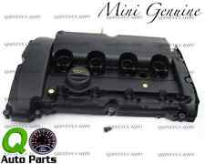 Mini Cooper S JCW r55 r56 r57 r58 r59 Valve Cover with Gasket Set Genuine NEW
