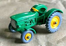 Matchbox 50 Regular 1-75 50b John Deere Tractor Green/Yellow Gpw Nr Mint No Box