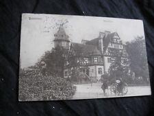 AK Hannover Listerturm 1913