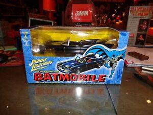 Johnny Lightning Batmobile Diecast Model Kit 1960's Version 1:24