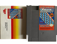 Nintendo Nes Jeopardy Junior Edition Video Game T1119 ()