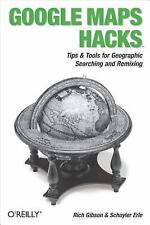 Google Maps Hacks-ExLibrary