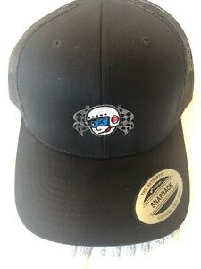 """Brand New Scotty Cameron Speed Shop """"Johnny Racer"""" Black Mesh Hat SOLD OUT"""