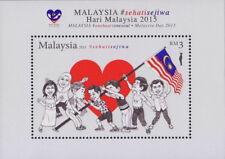 MS M'sia  Malaysia Day 2015 mint