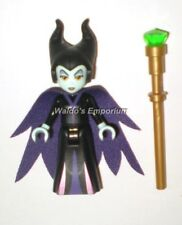 Lego Disney Princess MiniFigure, MALEFICENT with Staff from set 41152, New