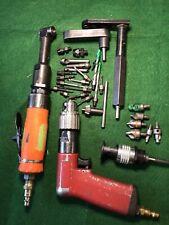New Listingaircraft Tools 90 Degree Dotco Angle Motor Universal Tools Palm Drill Bundle