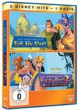 Ein Königreich für ein Lama / Ein Königreich für ein Lama 2 ***DVD***NEU***
