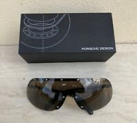 Occhiali Porsche Design sunglasses vintage collezione jazz box 911 turbo