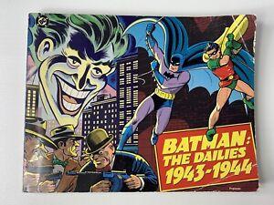 Batman The Dailies 1943-1944 TPB Trade Paperback