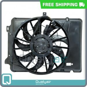 AC Radiator-Condenser Fan fits Ford Taurus / Lincoln Continental / Mercury..