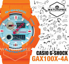 Casio G-Shock In4mation Collaboration Limited Models Watch GAX100X-4A