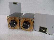 Tango paire de NC16 interétage Transformers pour Valve Amplificateur Tube Amp