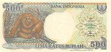 Indonesia  500  Rupiah  1992  Series  RWV  Uncirculated Banknote SD0717W