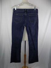 Paper Denim & Cloth Jeans Women's 28 Distressed Dark Blue 04947 30 x 34