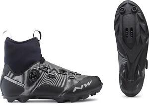 NorthWave Celcius XC GTX - MTB Winter Boots - Black / Reflective