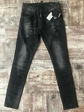 "NEW Dsquared Slim Jean Jeans Waist 37"" / Inseam 33"" SIZE 56"