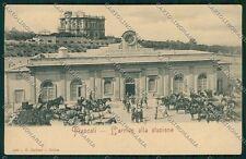 Roma Frascati Stazione cartolina QK4101