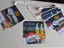 Corona Extra Light Clippers Los Angeles Basketball String Banner Beer sign T30